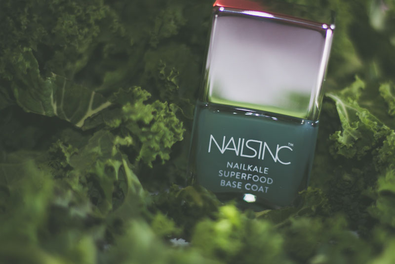 Nails Inc: Kale Superfood makes it\'s debut into your Nail Polish ...